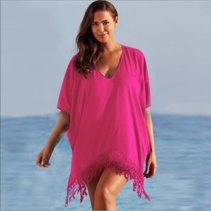 Other - Hot Pink Coverup